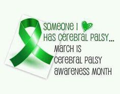 cerebal palsy awerness