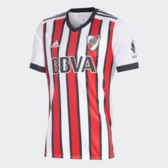 Camisa tricolor do River Plate Esporte Interativo 46d2d7df033ae