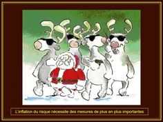 Père Noël : métier à risque !