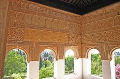 Mirador de la Sala Regia (1)  Alhambra de Granada