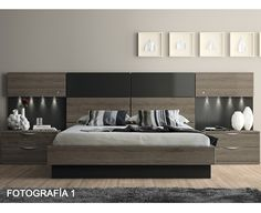 Interior Decoration Of Bedroom Wood Bed Design, Bed Frame Design, Bedroom Bed Design, Bedroom Furniture Design, Modern Bedroom Design, Bed Furniture, Bedroom Sets, Home Bedroom, Furniture Layout