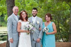 Family♡ Photo Credit: Kara Stovall Photography  Location: The Lake House at Bulow in Johns Island, SC   #charlestonwedding #happilyeverhightower #hightowerpower #wedding