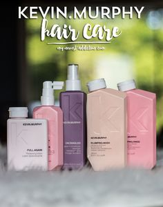 Kevin Murphy Hair Care - My Newest Addiction