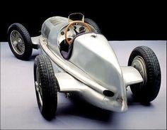 1934 Mercedes-Benz W25.