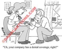 Dental Cartoons About Dentists And Dentistry