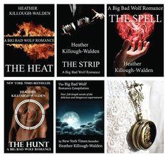 HKW Big Bad Wolf Series Music Box Locket by Charsfavoritethings #heather killough-walden