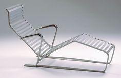 Lounge chair, ca. 1932, Marcel Breuer (German, b. Hungary, 1902-1981)