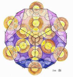 #geometry #symmetry #solid #circle #mandala #platon #structure #metraton