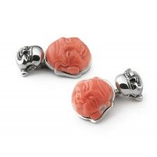 News by Maison Zannetti Pens, Buddha, Cufflinks, Coral, Skull, Italy, Jewels, Watches, Luxury