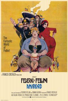 Amarcord (1973) - Federico Fellini