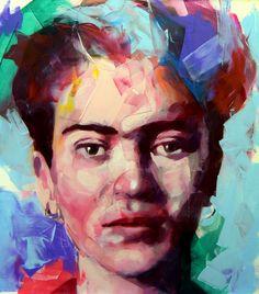 Cgi, Painting, Frida Kahlo, Art, Painting Art, Paintings, Painted Canvas, Drawings