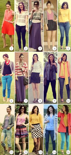snappy casual, 30 items, 30 days, 30 outfits