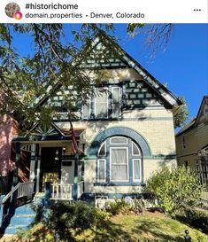Historic Architecture, Colorado, Mansions, House Styles, Home, Decor, Aspen Colorado, Decoration, Manor Houses