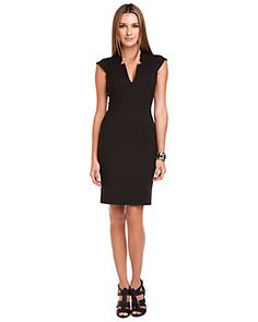 French Connection 'Almondo' Cap Sleeve Dress - RLL $99.90