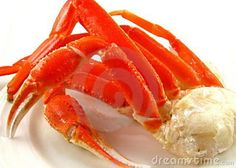 Photo about A cluster or snow crab legs. Image of alaskan, protein, seafood - 7259231 Alaskan Snow Crab, Alaskan King Crab, Asian Seafood Recipe, Seafood Boil Recipes, Thanksgiving Recipes, Fall Recipes, Soup Recipes, Dungeness Crab Legs, Snow Crab Legs