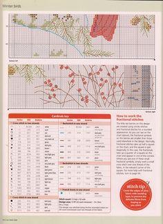 Cardinals & Hemlock tree chart3