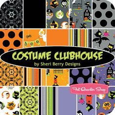 Costume Clubhouse-Riley Blake