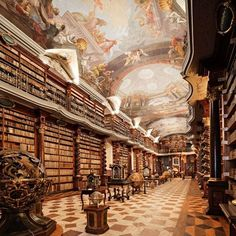The Most Spectacular Libraries Around the World : Architectural Digest