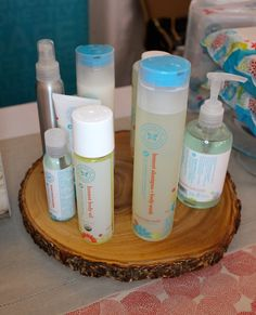 I adore Honest products. My faves: bubble bath, healing balm, sunscreen, hand sanitizer, hand soap, laundry detergent, wipes, multi-surface cleaner, bathroom cleaner, and toilet cleaner. These products have taken over our home, in a good way.
