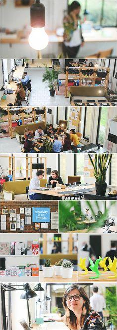 Coworking Like A Boss (part 1) #coworking #LikeBirds - (c) Silvie Bonne Fotografie - www.silviebonne.be - #FotograafInGent