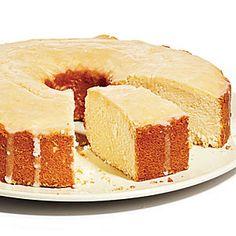 Grapefruit Pound Cake   MyRecipes.com