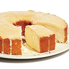 Grapefruit Pound Cake | MyRecipes.com