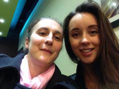 (136) Victoria Stevens visited East Grinstead and met Emily!