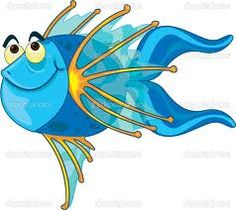 cartoon fish - Google Search