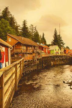 Ketchikan, Alaska, USA