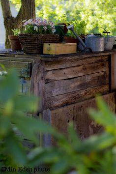 Casa Criativa - (via MinEden Trädgårdsblogg Puutarhablogi: Trädgårdshjärtat)