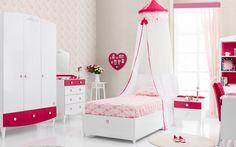 #yakut #çilekodasi #cilekroom #decoration #dekorasyon #genc #oda #pembe #beyaz #pembeoda #beyazoda #klasik #white #pink #bed #yatak