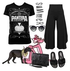 """pantera"" by ilona-828 ❤ liked on Polyvore featuring Boris and Puma"