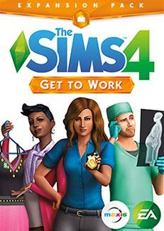 The Sims - The Sims™ Get to Work - Official Site i want it