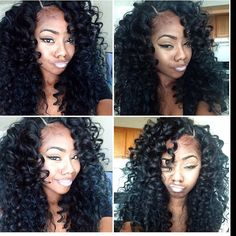 The Debate Over The Best Weave For Natural Hair