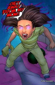 Molly Hayes screenshots, images and pictures - Comic Vine