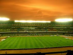 The Salt Lake Stadium (Yuva Bharati Krirangan) in Kolkata, West Bengal, India is the second largest stadium in the world.     Built in 1984, this stadium spread over an area of 76.4 acress has a capacity of 120,000 seats. It is primarily used for football matches and athletics.