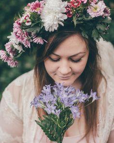 Model: Selma Glasell Flower Crown, Fairies, Photoshoot, Party, Model, Flowers, Photography, Flower Headdress, Fotografie