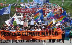 Avaaz - Largest Climate Mobilisation in History - Canberra, Australia