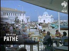 MYKONOS....1961 Mykonos, Petros and his Friends. part 2, made by Dimitris. Koutsoukos. - YouTube