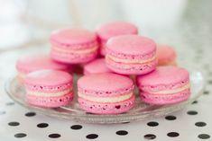 Aardbeien macarons – Baking Lou