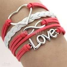 silver charms leather - Google Search