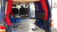 Teil 3: Wir verwandeln unseren T5 Transporter in ein gemütliches Campingmobil   Bringhand BLOG