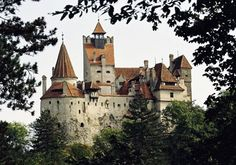Bran castles-and-such