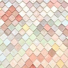 Pastel scales