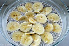 Chutný rýchly a ľahký raw puding na raňajky :)