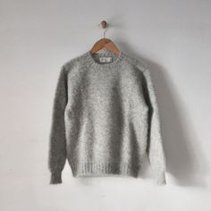 Peter Blance - Shaggy Crew Neck Pullover