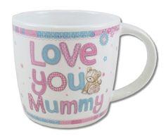 Mothers Day Gift Love You Mummy Mug by BGc, http://www.amazon.co.uk/gp/product/B00B2M9I0S/ref=cm_sw_r_pi_alp_IVjnrb0MTE2ER