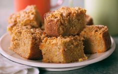 Super-Moist Carrot-Almond Coffee Cake | Whole Foods Market