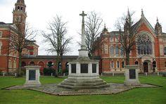 Dulwich College war memorial, London.