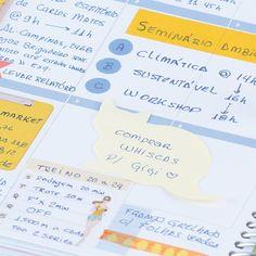 Planejadora Fun: Ela é divertida, gosta de usar fita washi, stickers e ferramentas de scrap, seu Planner é encantador e organizado. Compre online - www.paperview.com.br • Receba em casa #meudailyplanner #planner2016 #dailyplanner #loveplanner #organização #feitoamao #trend